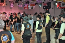 Country-Linedande-Party in Witterda